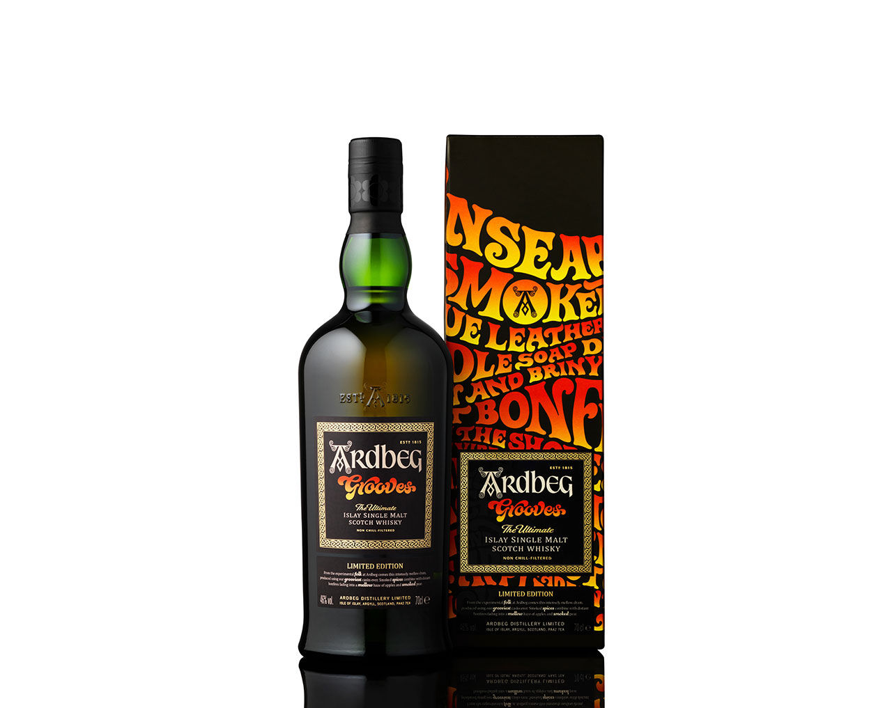 Ardbeg lanserar häftig whisky