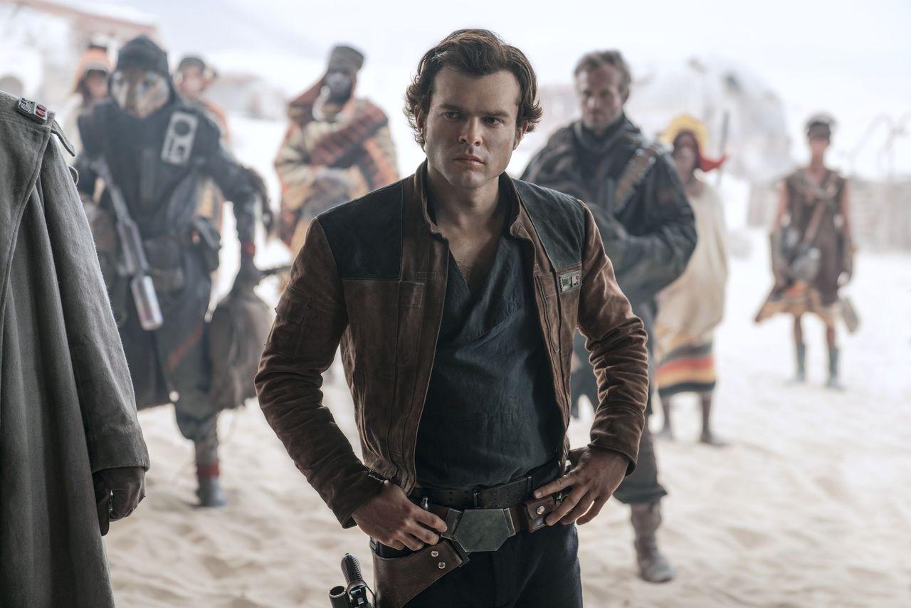 Alden Ehrenreich lär spela Han Solo i fler filmer
