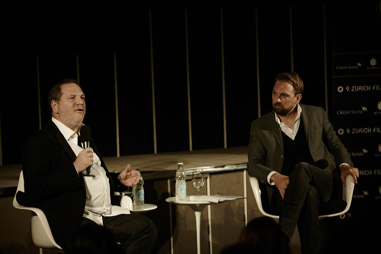 Rapporteringen om Harvey Weinstein blir film