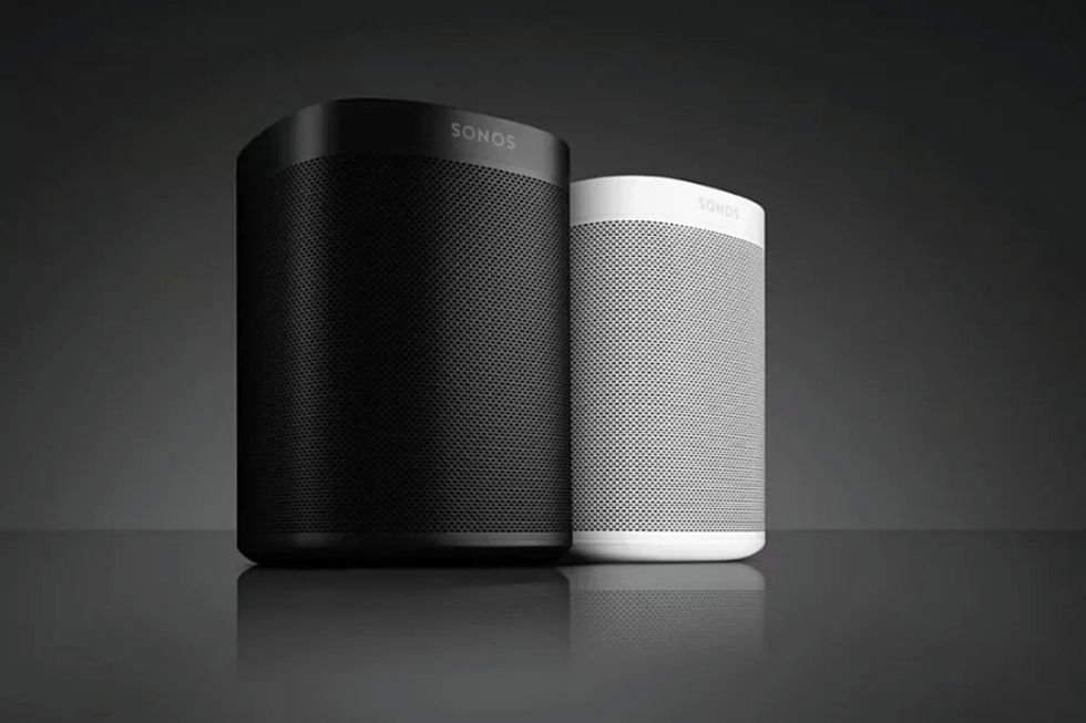 Snart kommer AirPlay 2 till Sonos