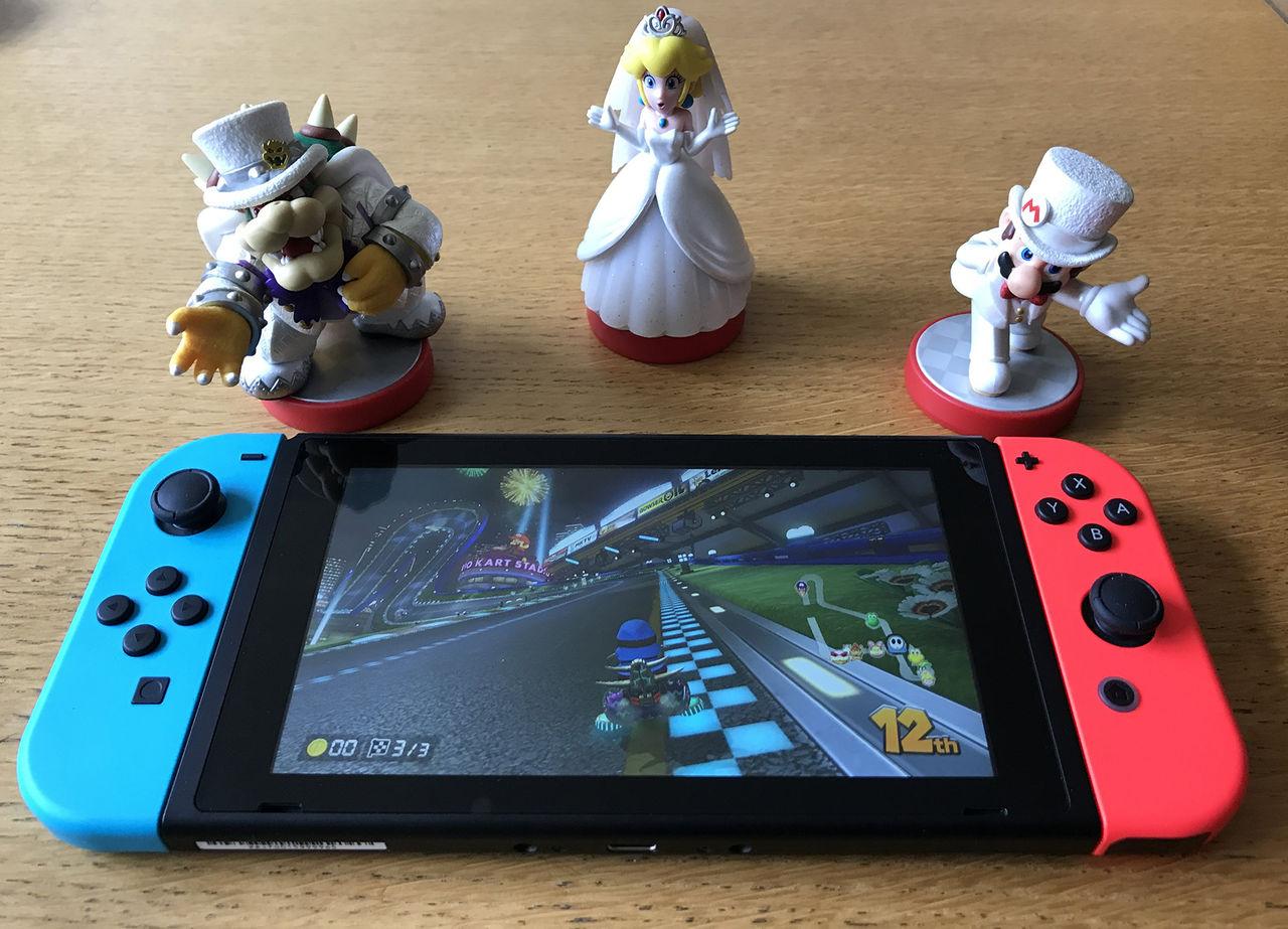 Nintendo ökar vinsten ordentligt