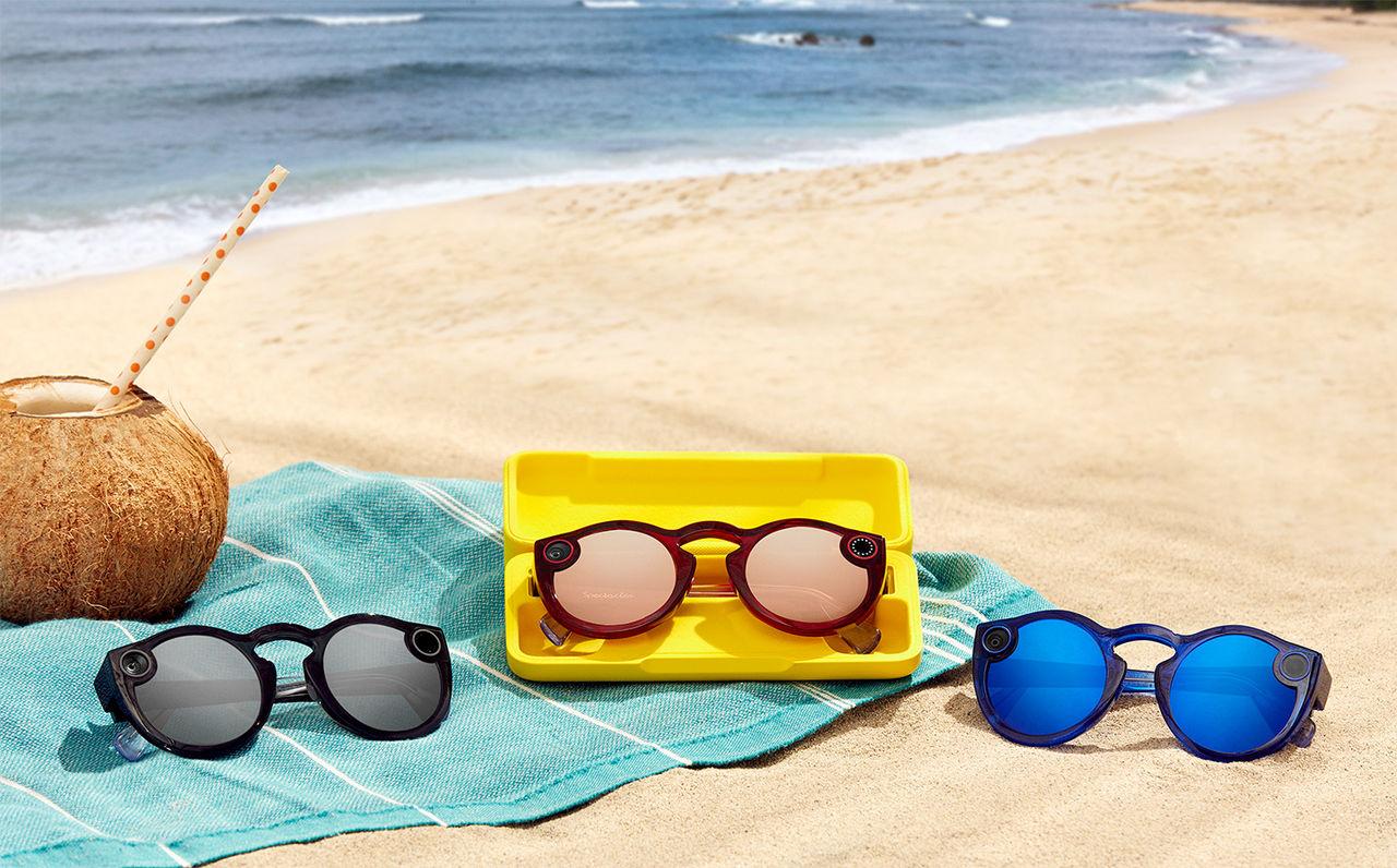 Här är Snaps nya Spectacles 2