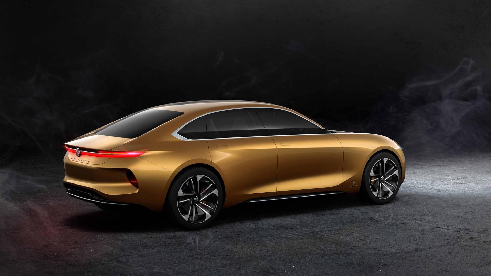 Två nya koncept från Pininfarina visade