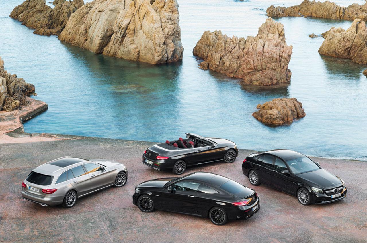 Nu är priserna för nya Mercedes C-Klass klara