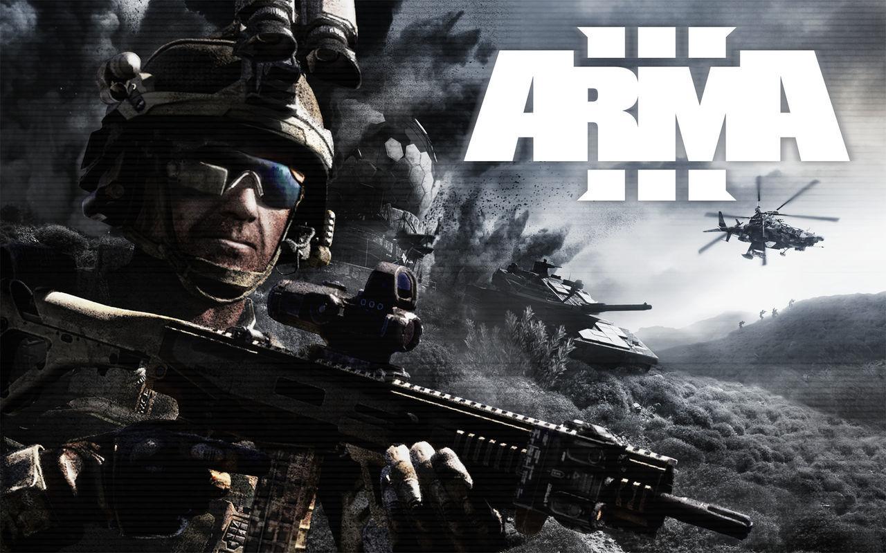 Lira ARMA 3 gratis i helgen
