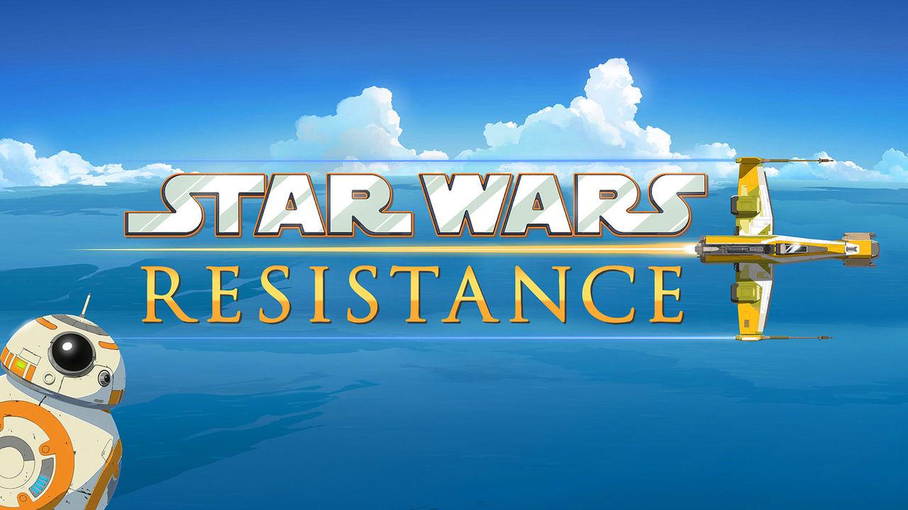 Lucasfilm gör Star Wars Resistance