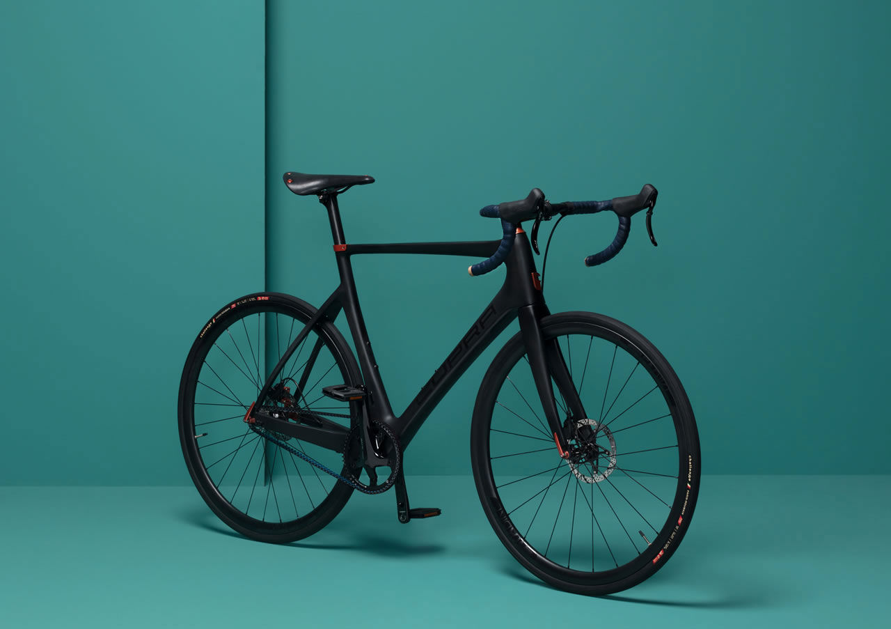 Seats sportavdelning Cupra visar cykel