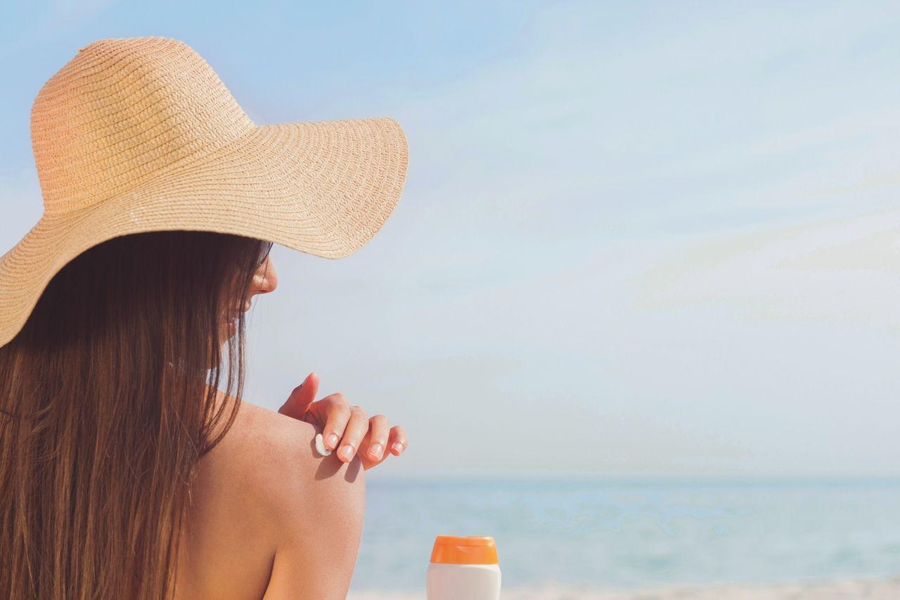 Hawaii förbjuder vissa solkrämer