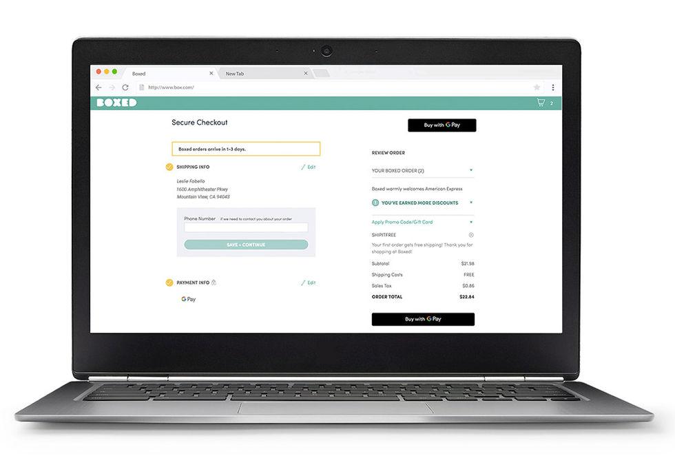 Nu fungerar Google Pay på webben