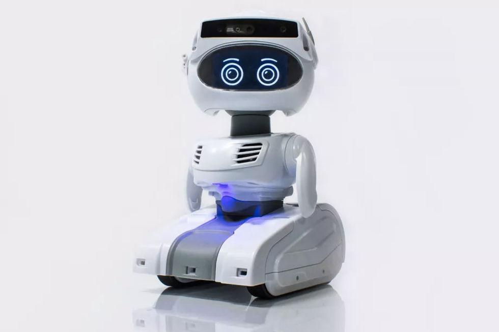 Misty II är en programmerbar robot