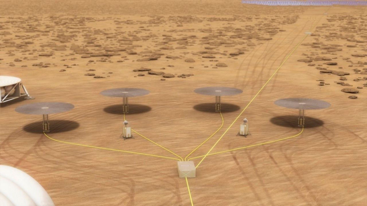 Lyckade tester av NASA:s minikärnkraftverk