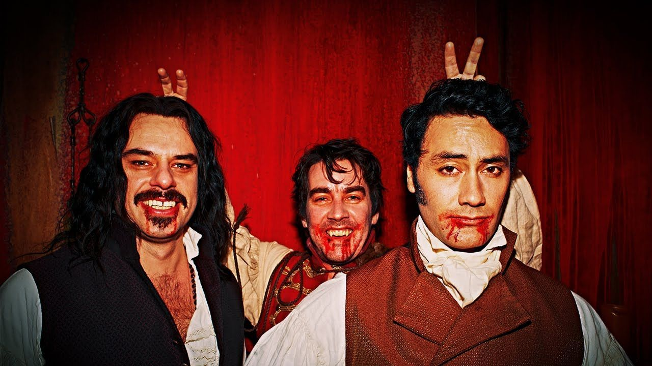 FX beställer What We Do In the Shadows-serie