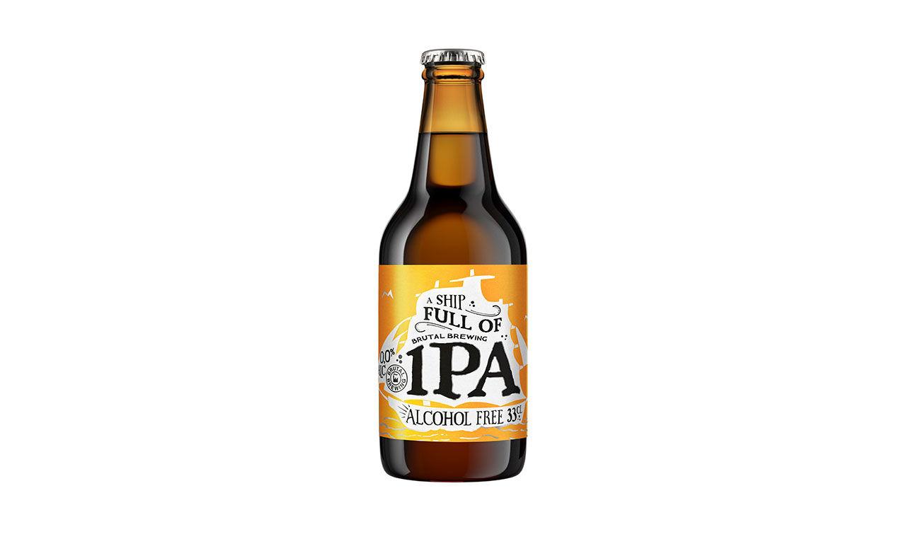 A Ship Full of IPA nu 100% alkoholfri