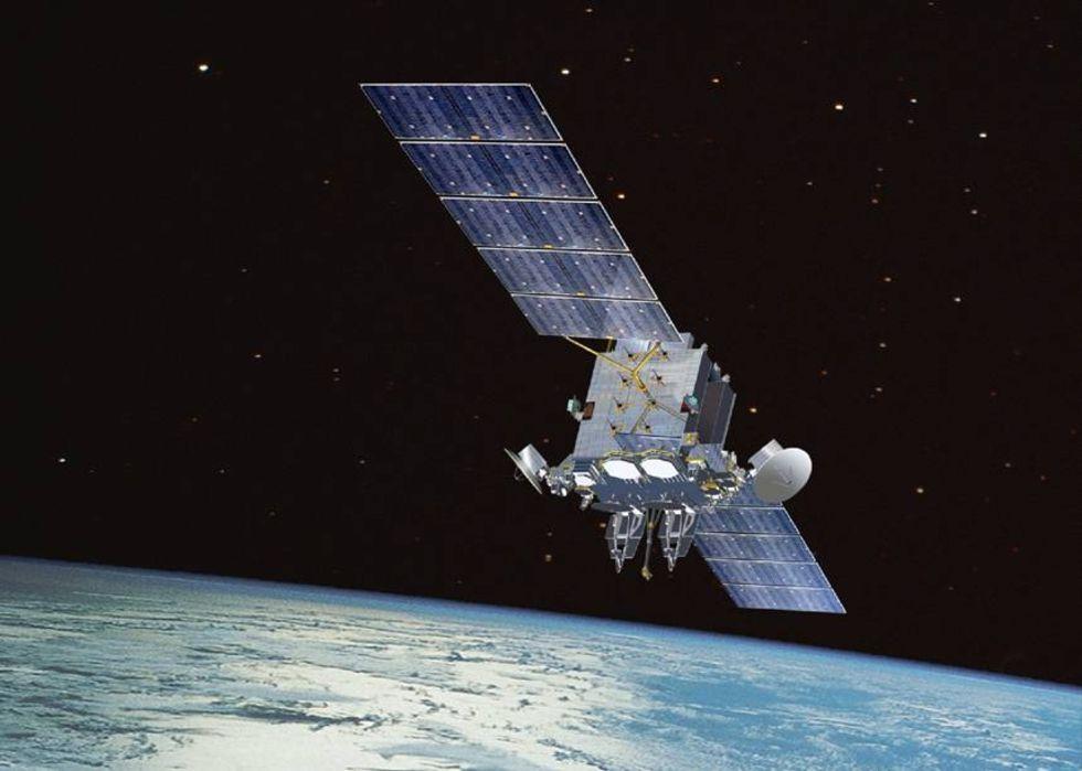 Facebook vill också bygga internet i rymden