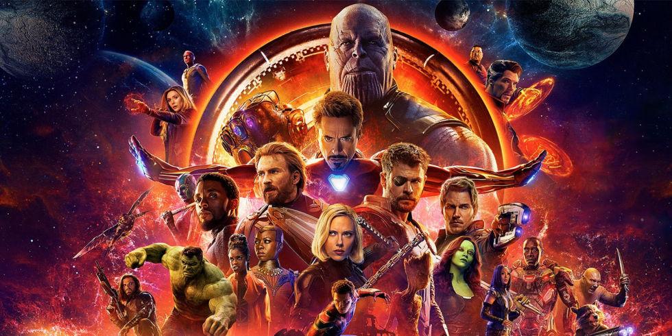 Nu har Avengers: Infintity War dragit in över 1 miljard dollar
