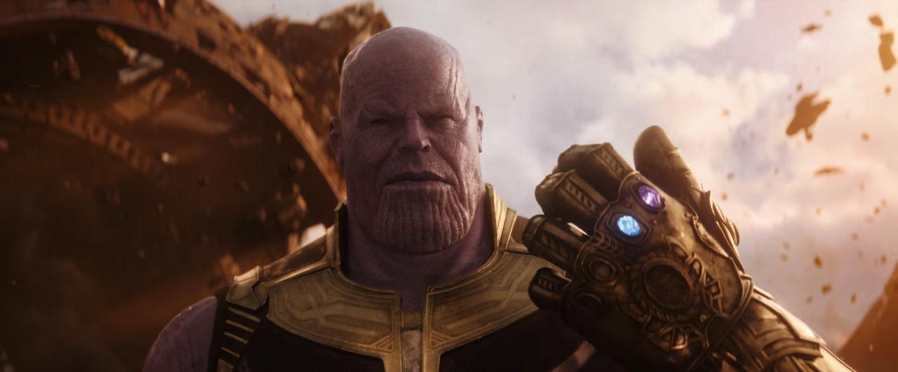 Thanos äntrar Fortnite
