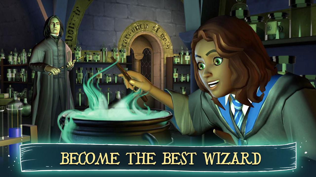 Harry Potter-spel får massiv kritik