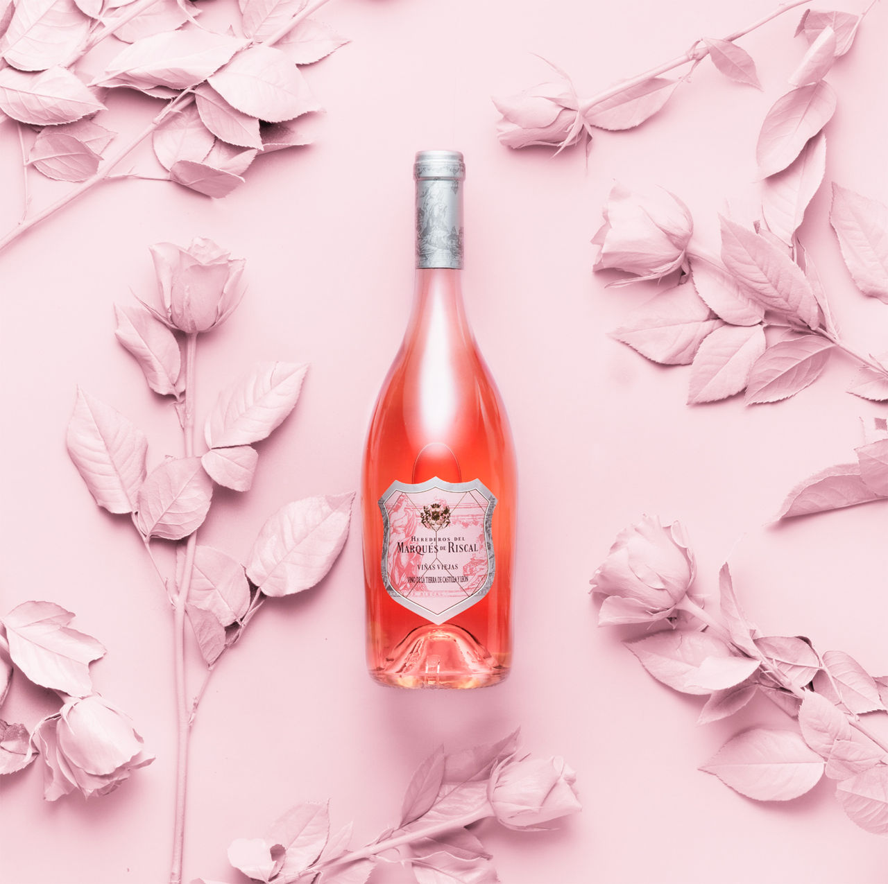 Nytt rosévin från Spaniens äldsta vinhus