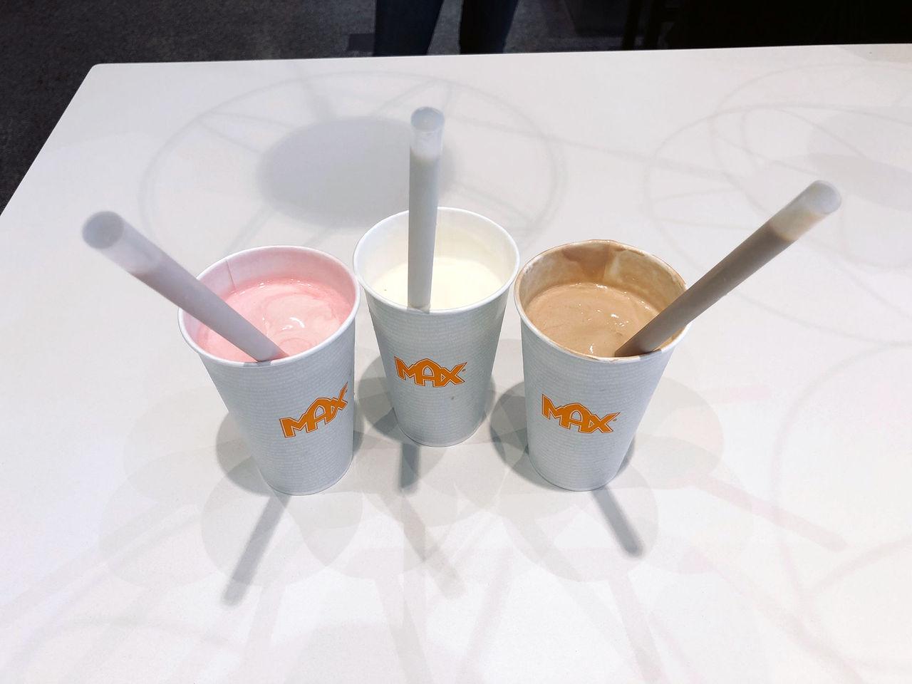 milkshake utan mjölk
