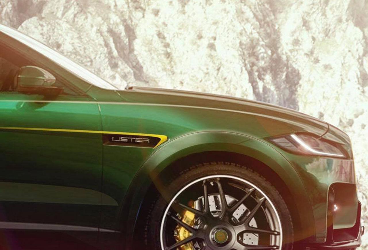 Lister Lightning ska bli världens snabbaste SUV