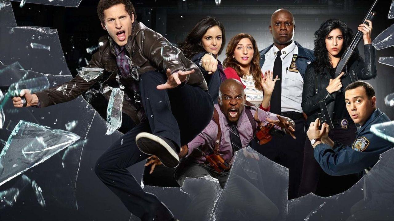 NBC tar över Brooklyn Nine-Nine