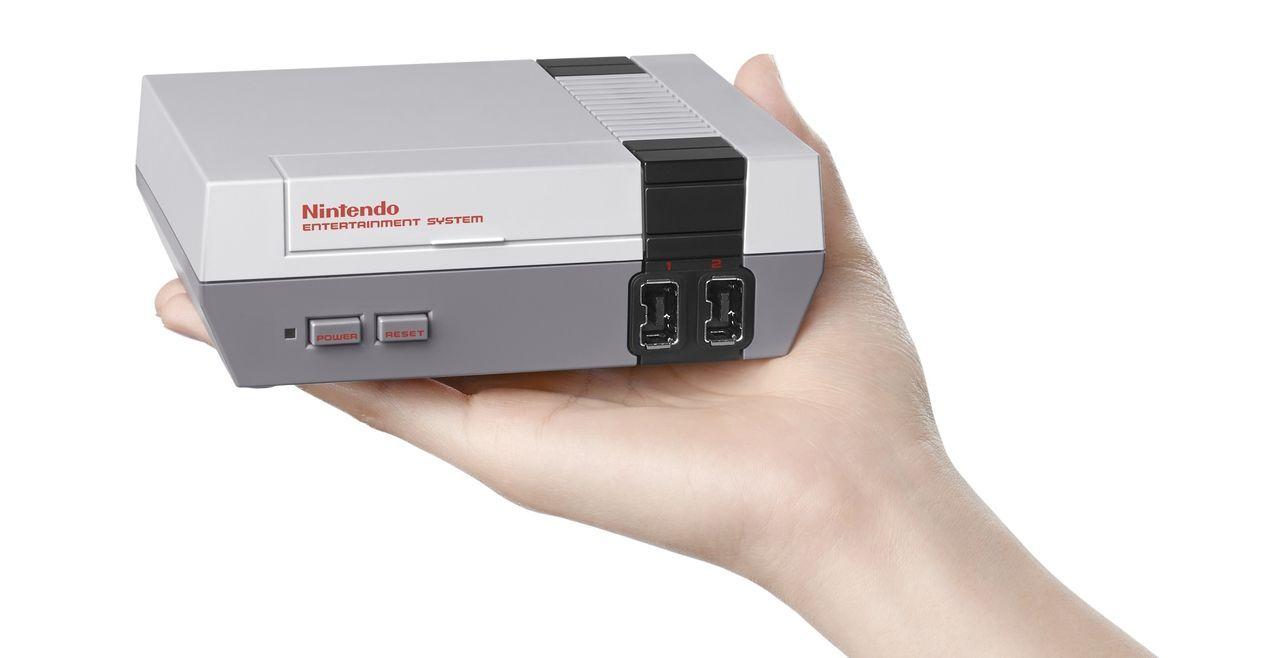 Nintendo släpper NES Classic igen