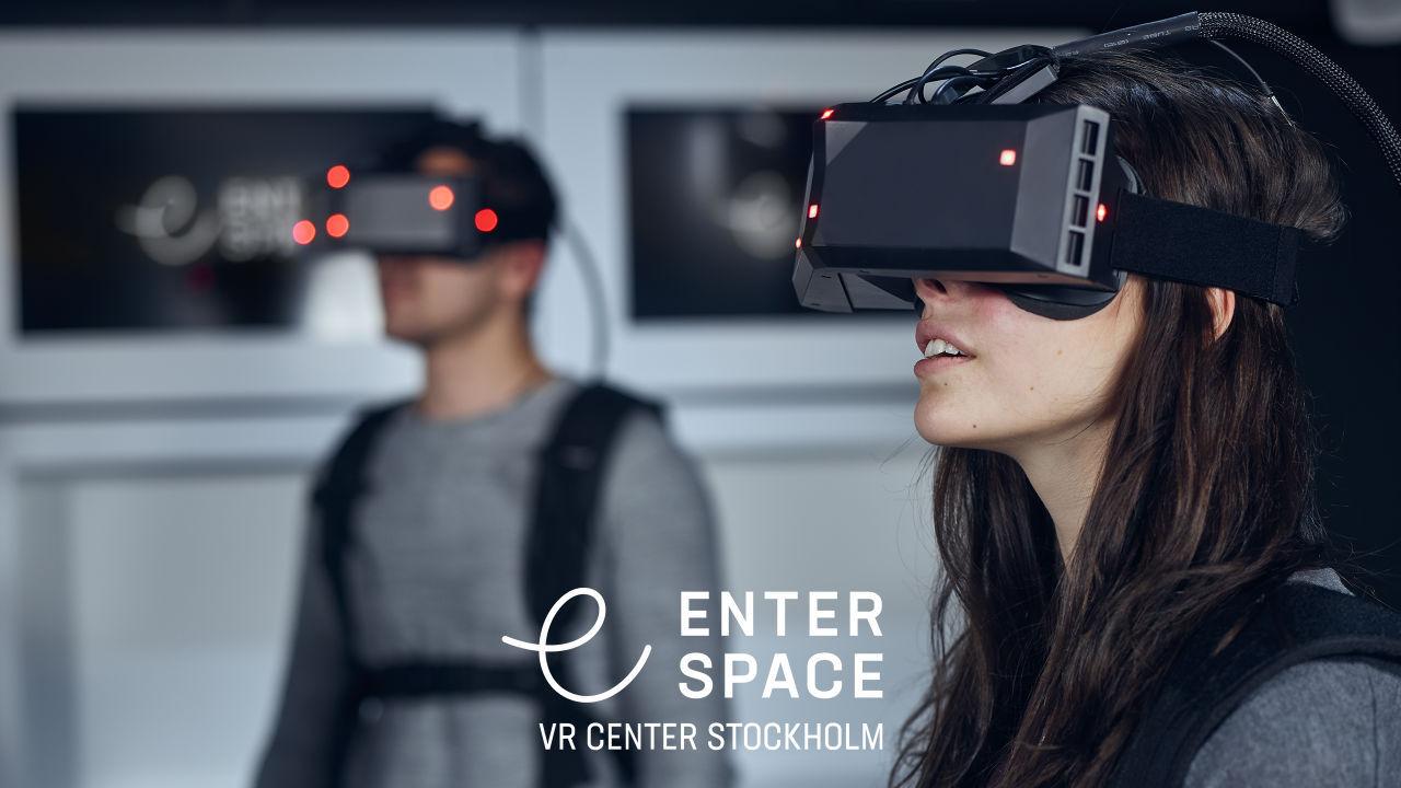 Enterspace VR öppnar i Stockholm den här månaden