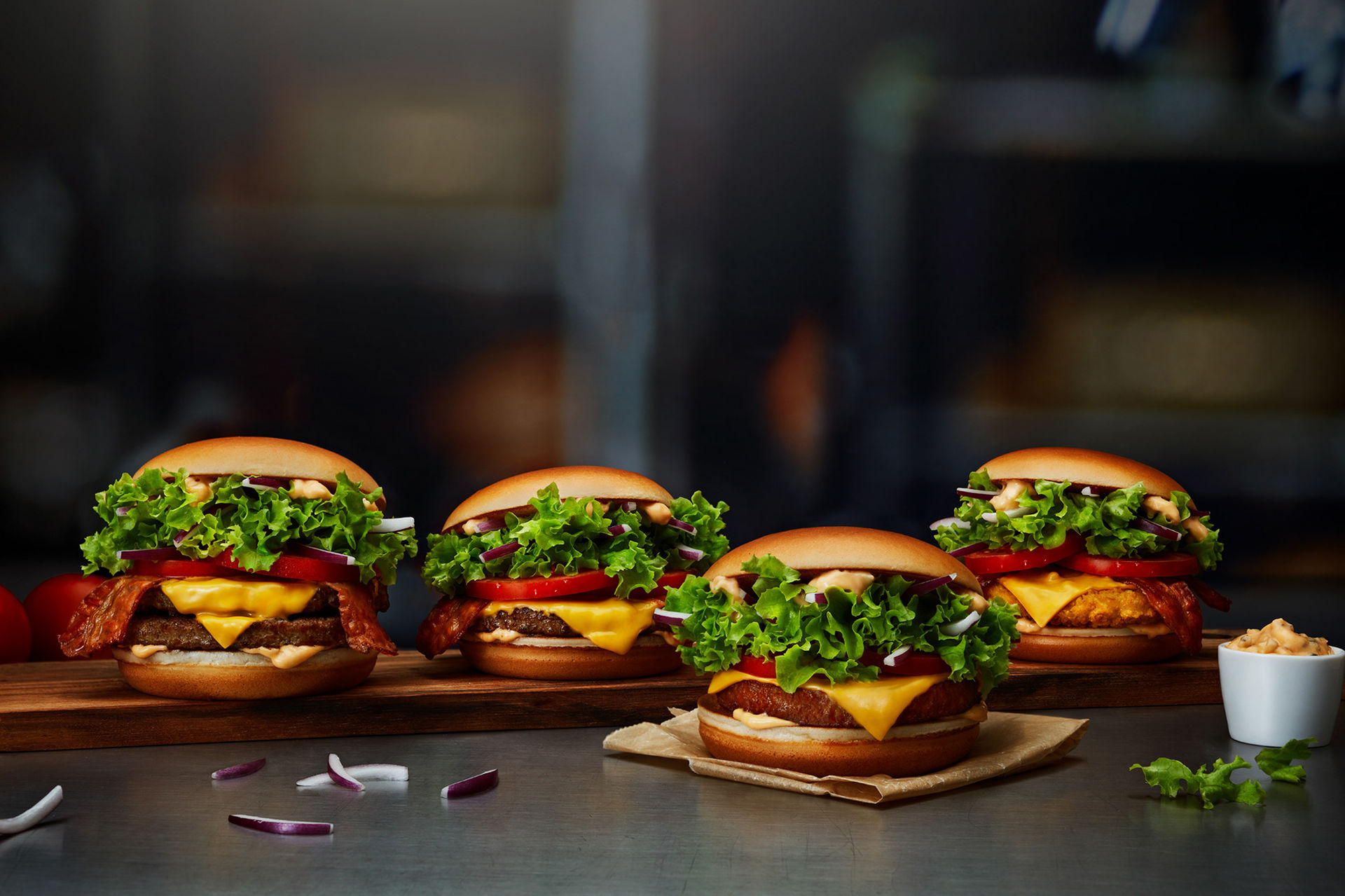 McDonald's Clubhouse nu även som vegetarisk