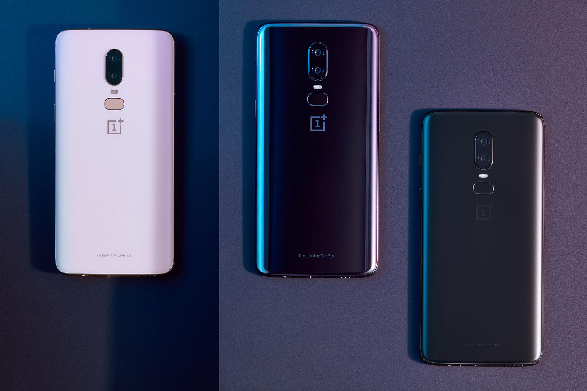 OnePlus presenterar 6