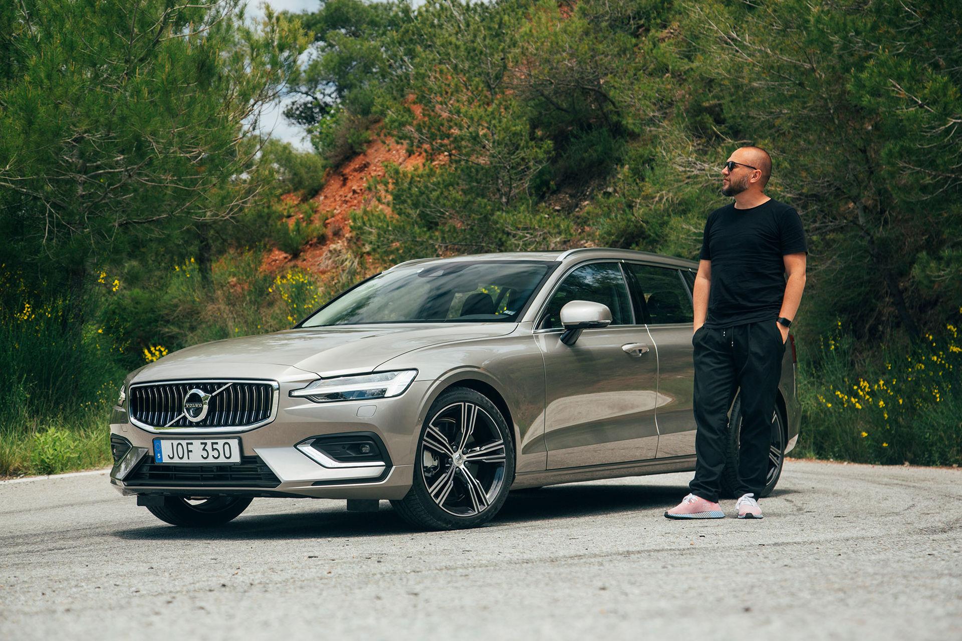 Nu ska den snyggaste Volvon någonsin ut i tjänstebilsfolkhemmen
