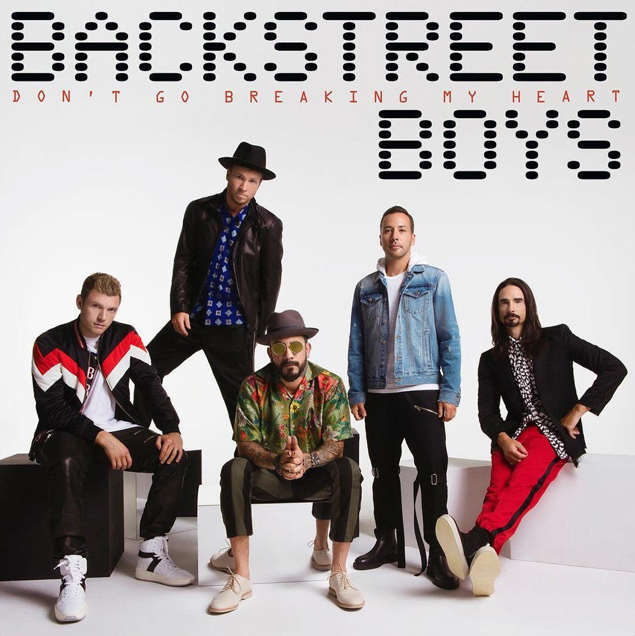Backstreet Boys har släppt en ny låt