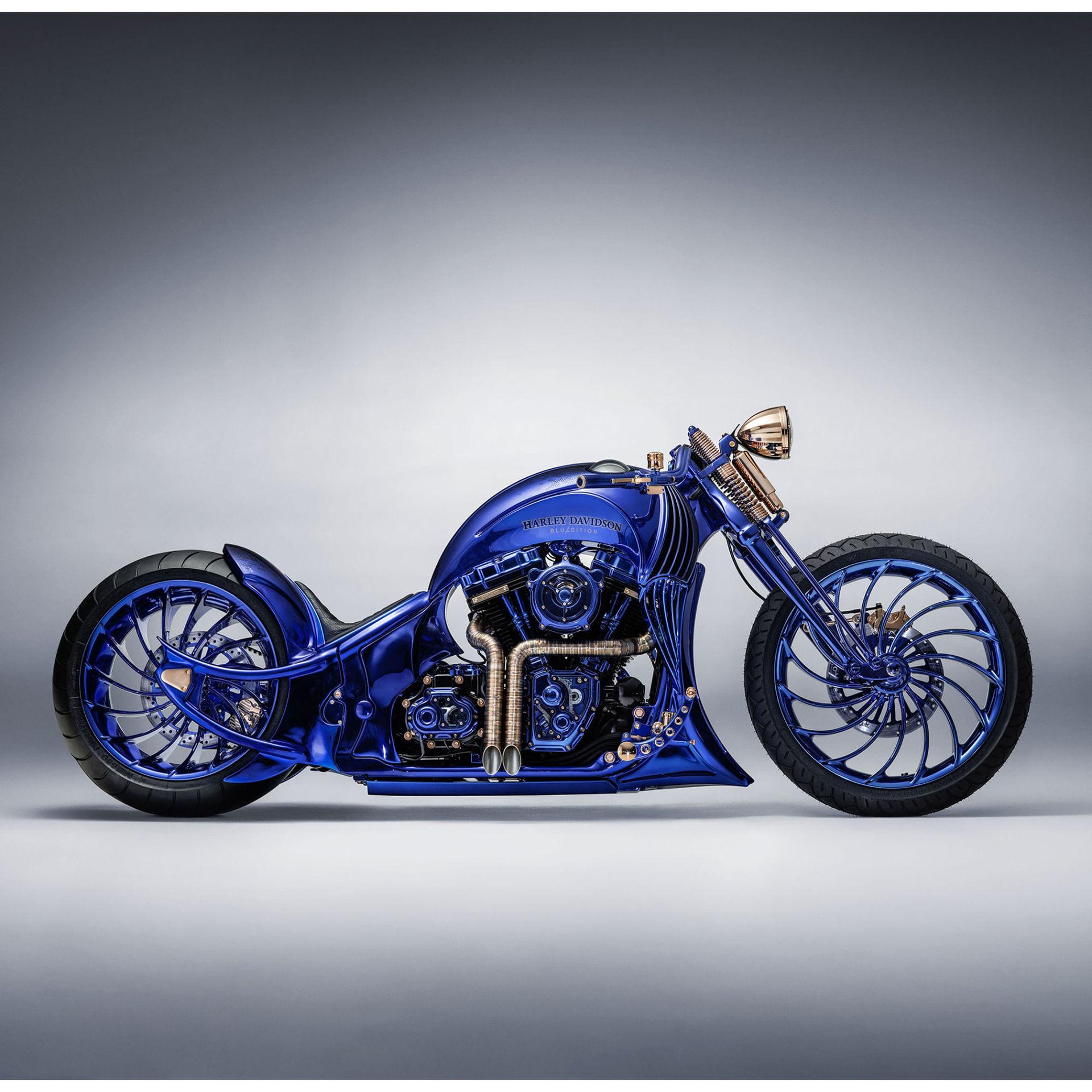 Det här är världens dyraste motorcykel
