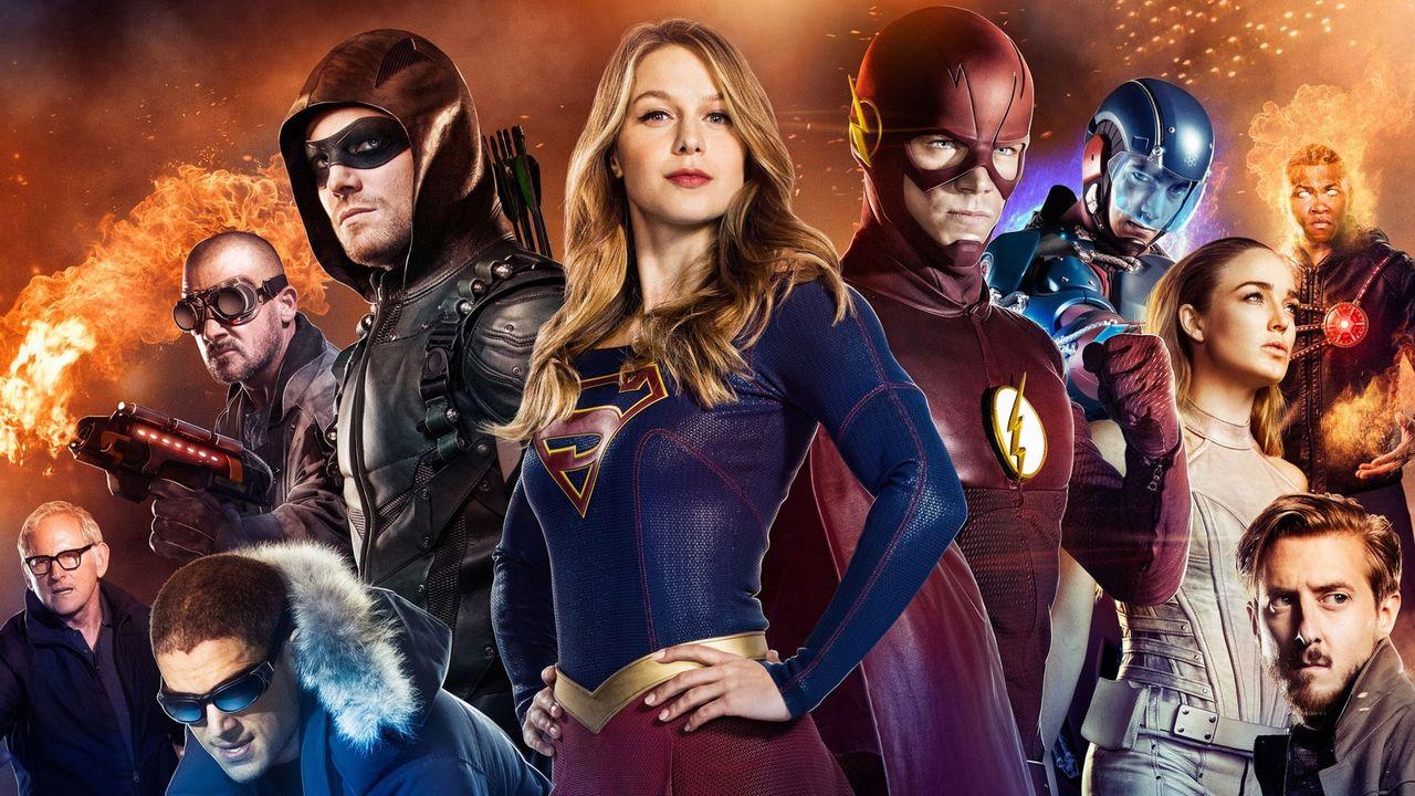 Arrowverse kör crossover i Gotham City