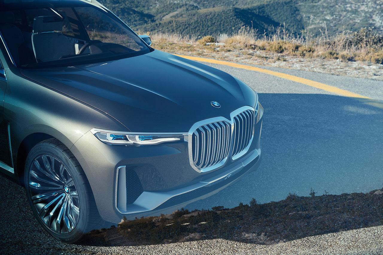 BMW varumärkesskyddar namnet X8