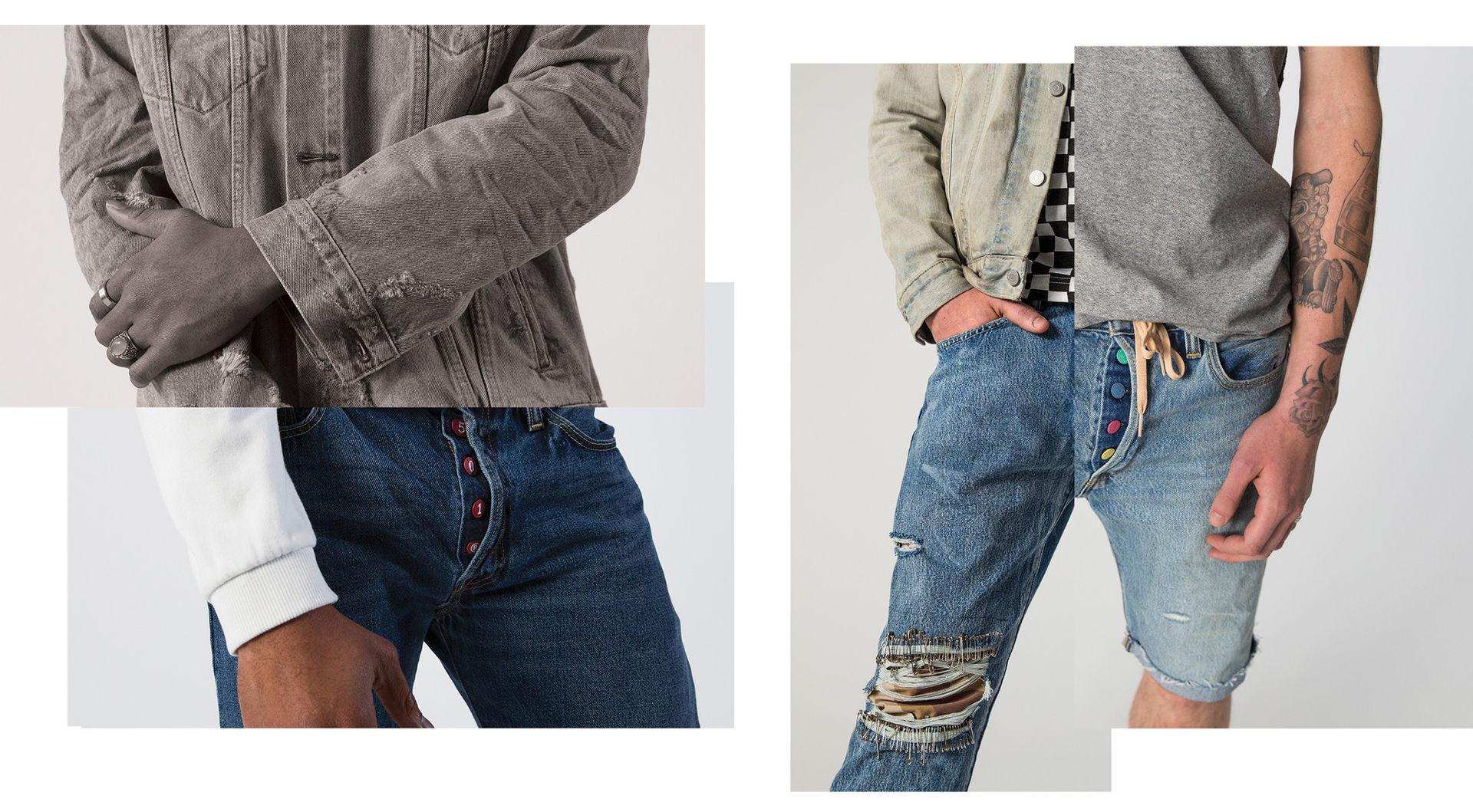 Levi's 501-jeans har fyllt 145 år