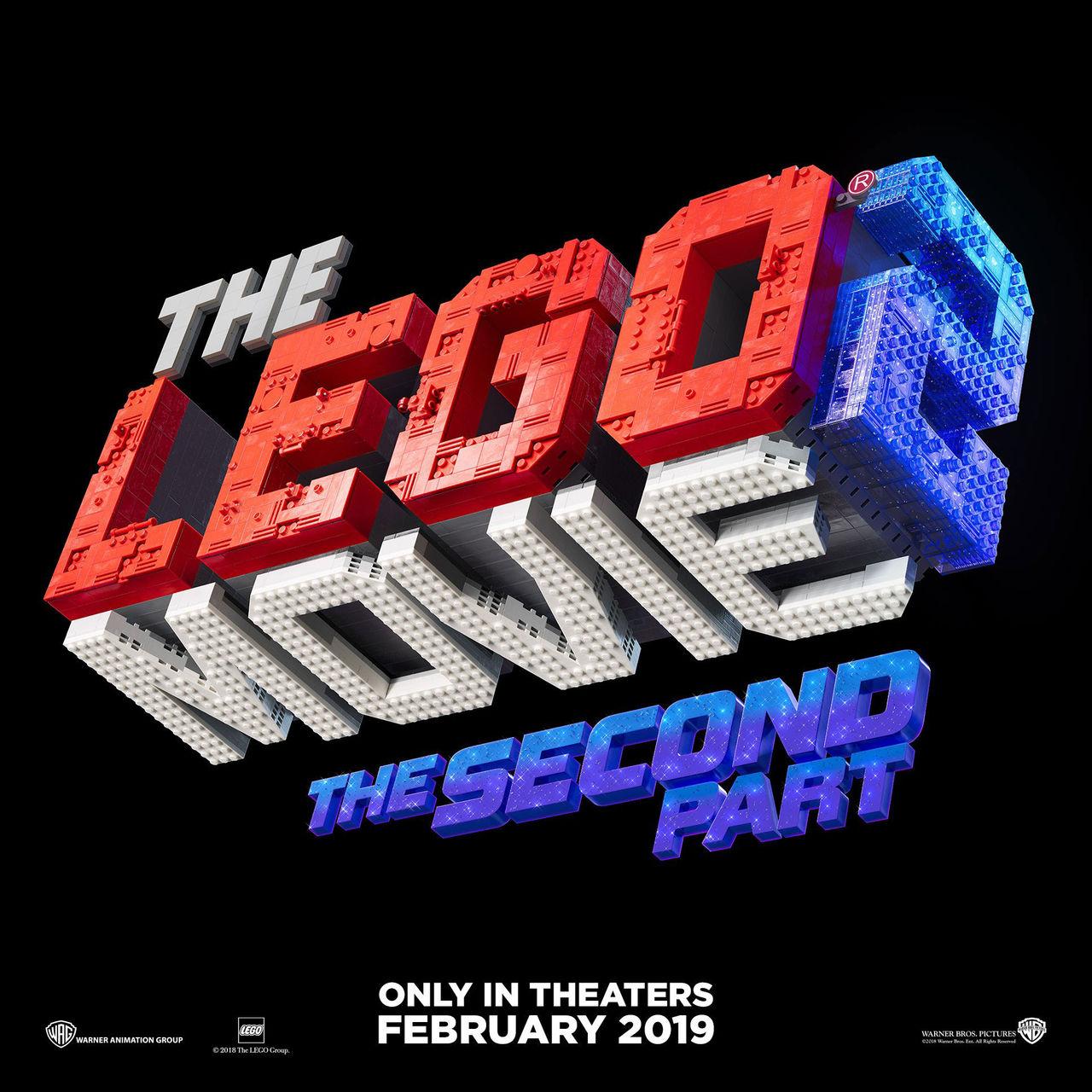 En ny Lego-rulle kommer nästa år
