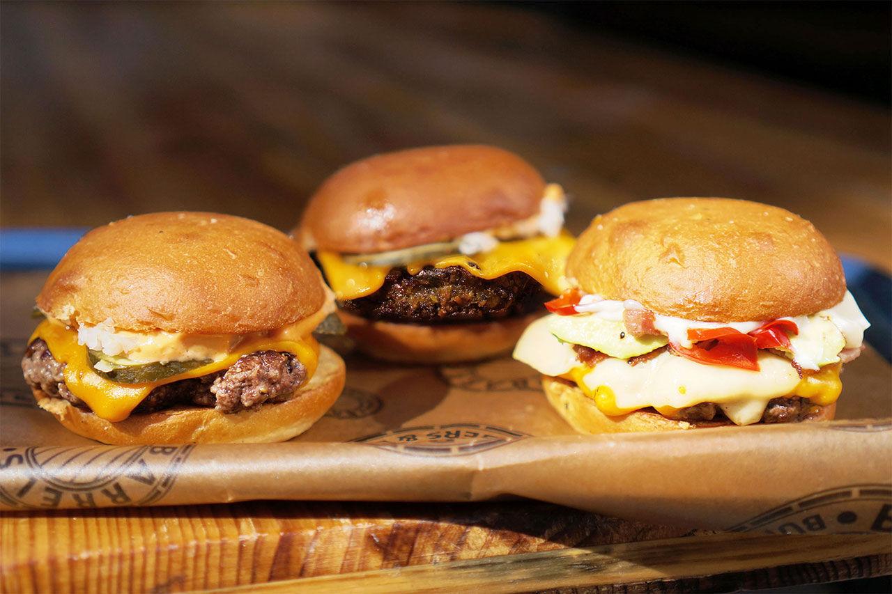 Snart dags för Stockholm Burger Fest 2018