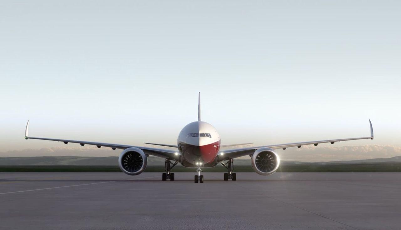 Boeings vikbara flygplansvingar godkända i USA
