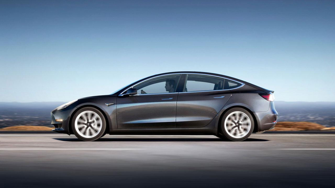 Consumer Reports rekommenderar inte Tesla Model 3