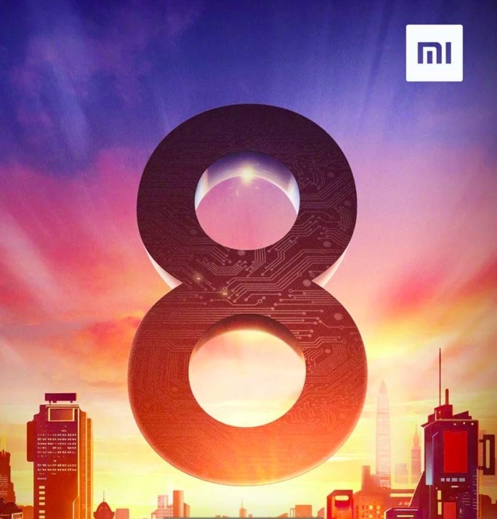 Xiaomi kommer presentera Xiaomi Mi 8 nästa vecka