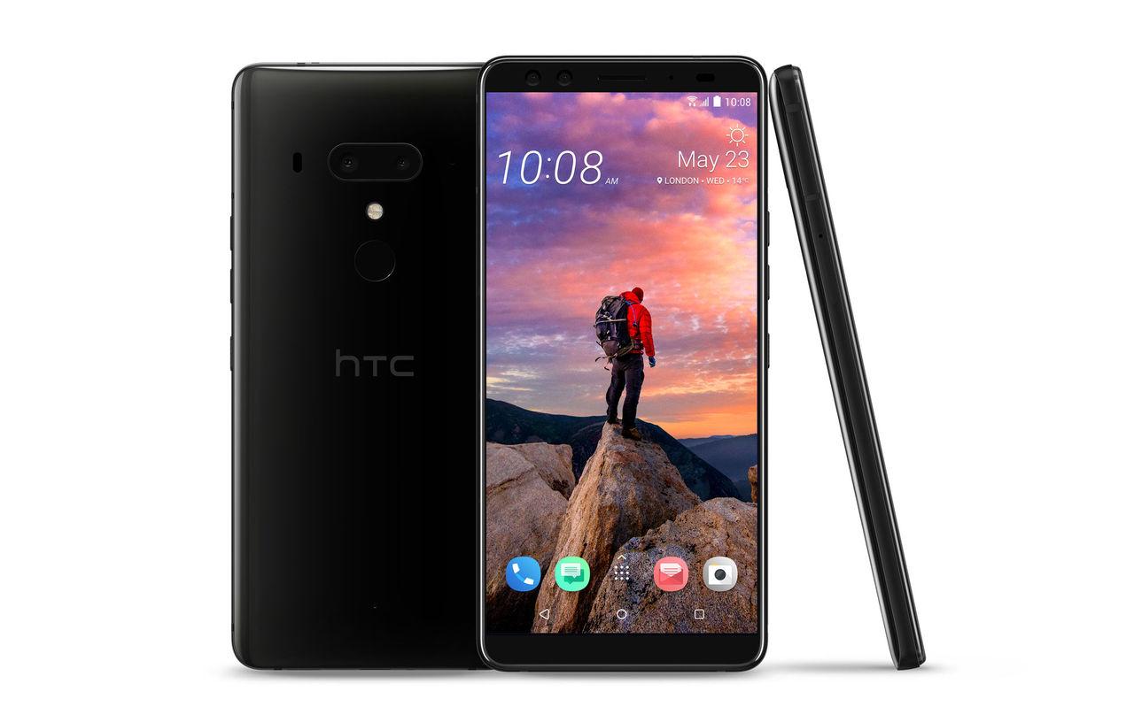 HTC presenterar HTC U12+