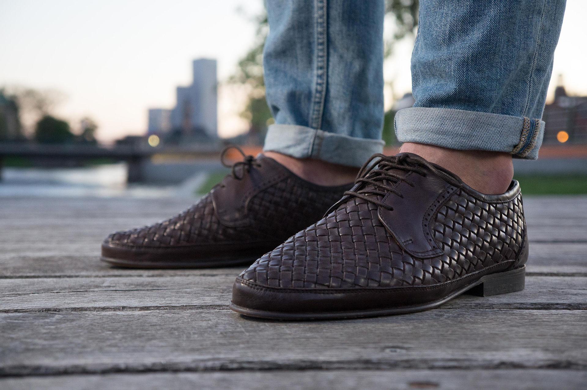 Farfars skor inspirerade till att skapa Einar