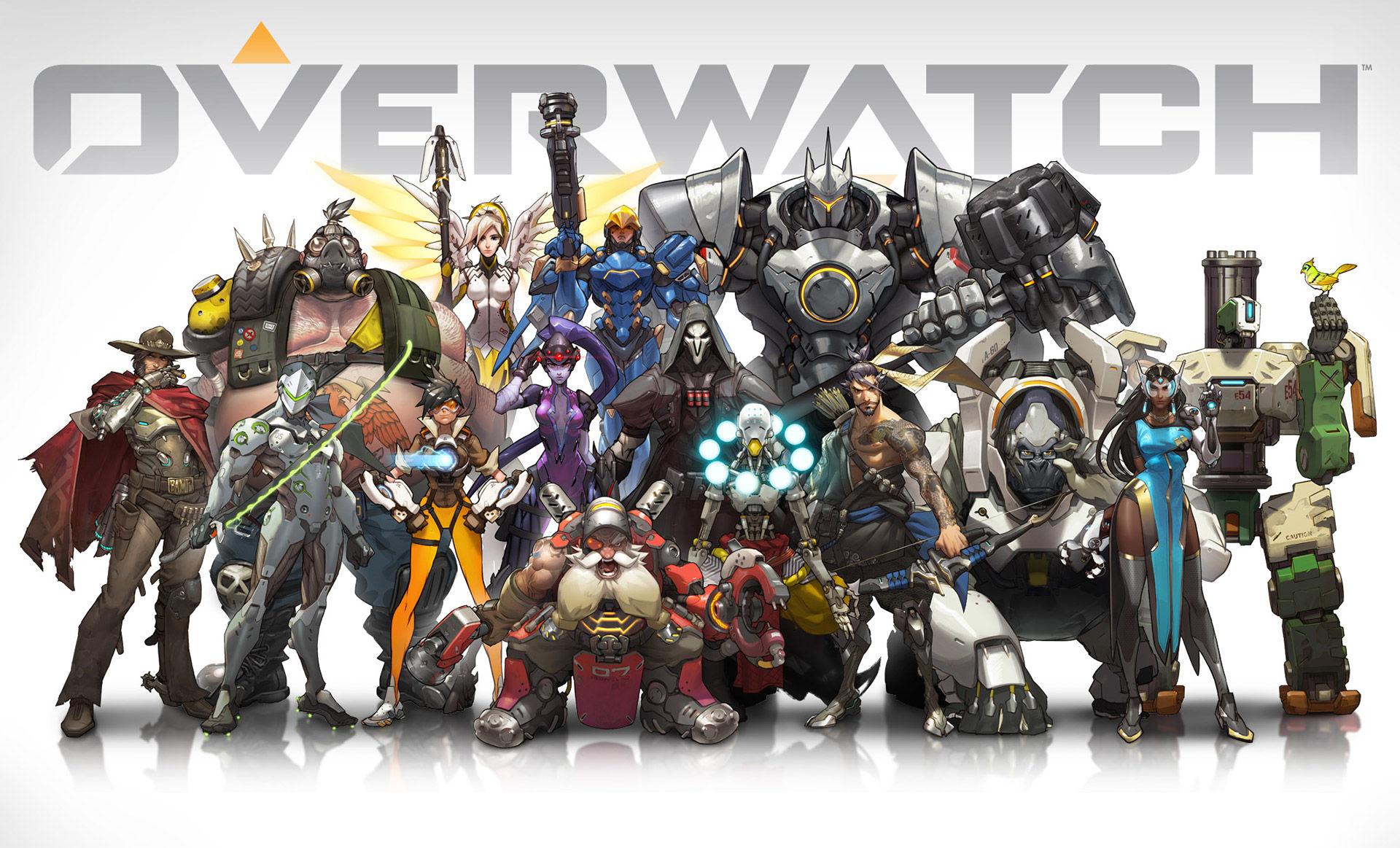 Blizzard ska göra Overwatch-LEGO