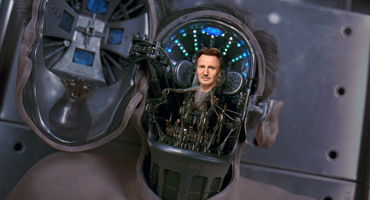 Liam Neeson hoppar på Men in Black-spinoff