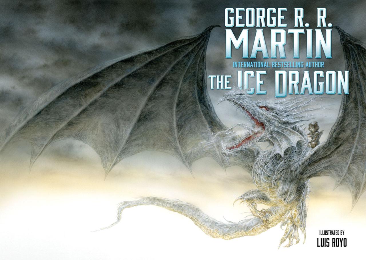 George R.R Martins The Ice Dragon blir animerad film