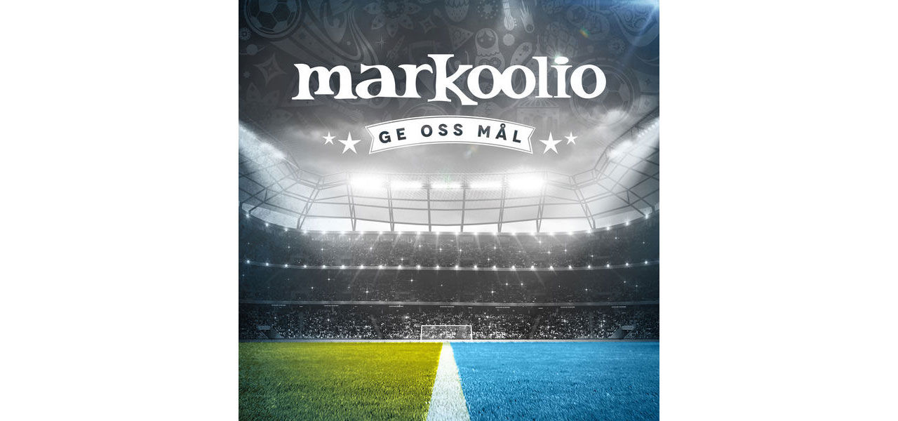 Markoolio släpper ny VM-låt