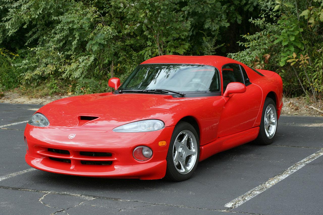 Dodge Viper gör comeback