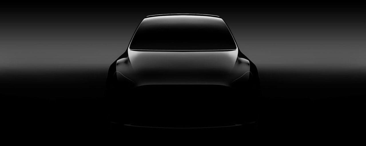 Tesla Model Y presenteras den 15 mars 2019