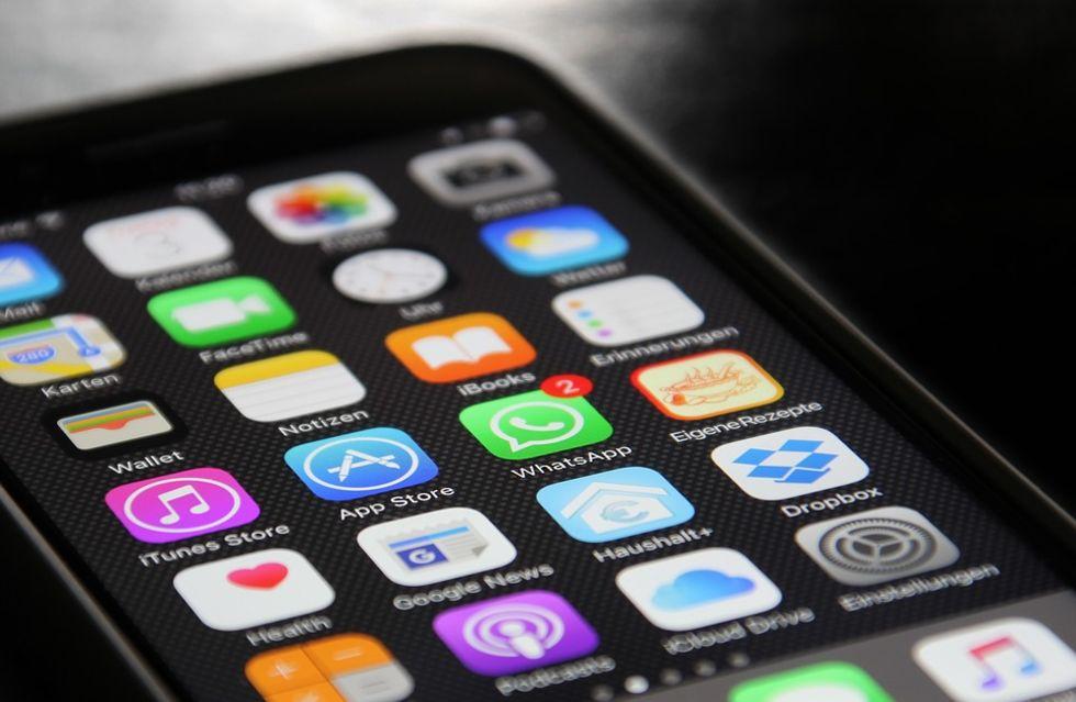 Apple börjar rapportera när länder vill att de ska ta bort appar