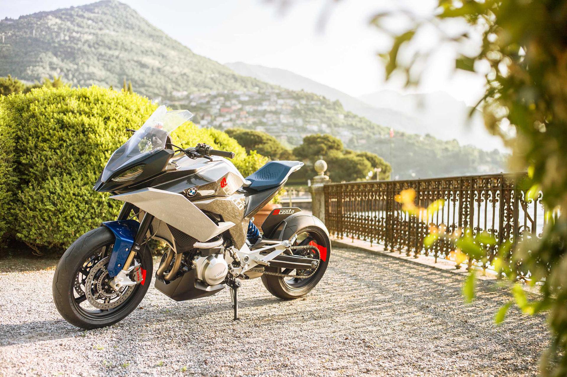 BMW visar konceptet 9cento